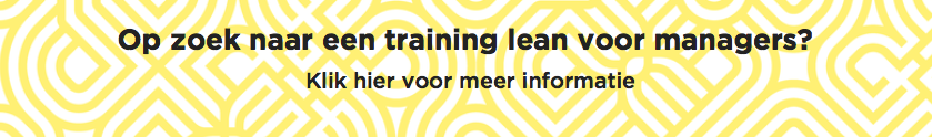 training lean voor managers