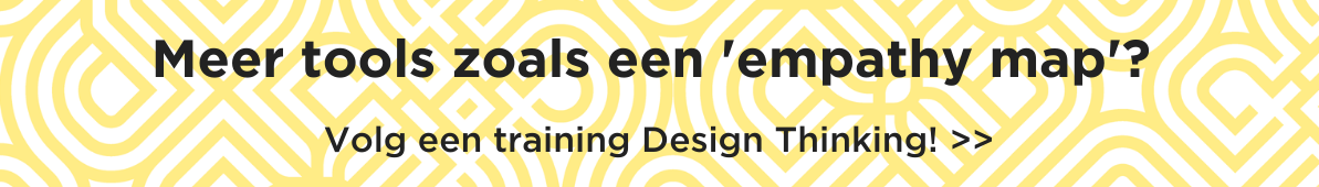 design thinking training banner