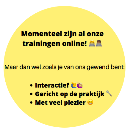 online trainingen